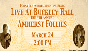 Amherst Follies Presents